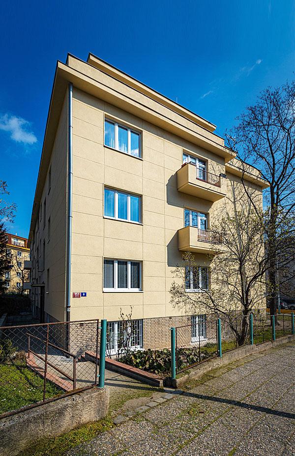 apartments Prague 10 - Vršovice
