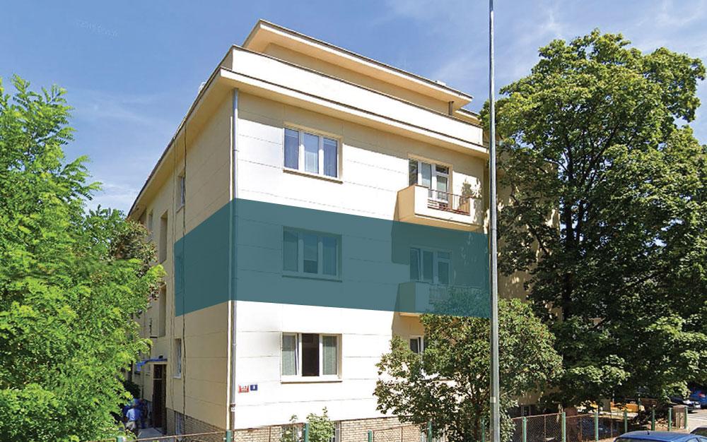 byty Praha 10 – Vršovice